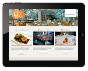 blu Restaurant, Bar and Cafe